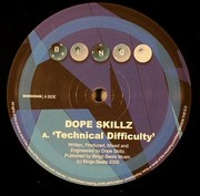 Dope Skillz (Dj Zinc) - Technical Difficulties