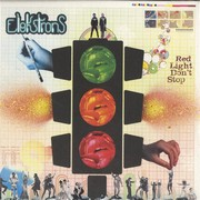 Elektrons - Red Light Don't Stop (Digipack)