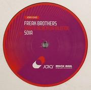Freak Brothers - Soia / Black Or Blonde