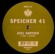 Bartsch Axel - Speicher 41