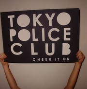 Tokyo Police Club - Cheer It On (7inch)