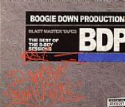 Boogie Down Productions - Blast Master Tapes: The Best Of The B-Boy Prod.