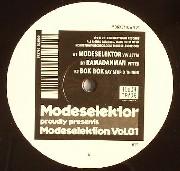 Modeselektor - Modeselektion Vol 1 (Part 1)