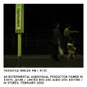 Versatile Mincer #N - NTSC ( Dvd & Soundtrack)