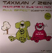 Taxman / Zen - Rhubarb & Custard