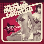 Maurice Galactica (Fat Jon) - Humanoid Erotica