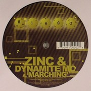 Dj Zinc - Marching (feat. MC Dynamite)