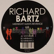 Bartz Richard - Midnight Man's Revenge