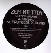 Zen Militia - Sleepy Walker (Protocol X Remix)
