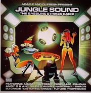 Jungle Sound - The Bassline Strikes Back! (Various)