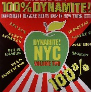 100 % Dynamite! NYC - Vol. 2: Dancehall Reggae Meets Rap In New York City