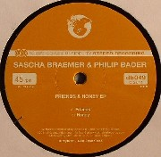 Braemer Sascha - Friends & Honey EP
