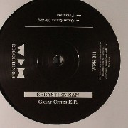 Sebastien San - Great Cities EP