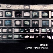 Sole - Live From Rome (LP)