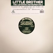 Little Brother - The Listening (Instrumentals)