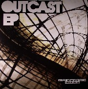 Mainframe Recordings - Outcast EP