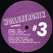Hollertronix - Hollertronix #3