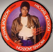 Jackson Michael - Thriller (Picture Disc / ReIssue)