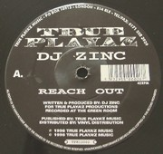 Dj Zinc - Reach Out / Pranksters