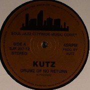Kutz - Drumz Of No Return