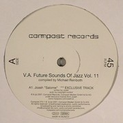 Future Sound Of Jazz - Vol.11 (Sampler)