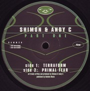 Shimon & Andy C - Terraform EP