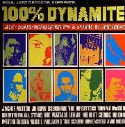 100% Dynamite! - Ska, Soul, Rocksteady, Funk & Dub In Jamaica