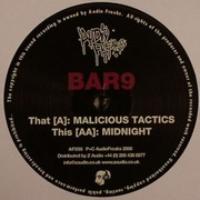 Bar 9 - Malicious Tactics