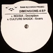 Ram Records presents - Vol. 4 - Dimensions EP