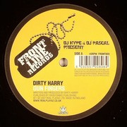 Dirty Harry (Dj Hazard) - Gun Fingers