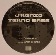 J Kenzo - Tekno Bass (Matty G Remix)