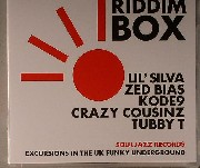 Soul Jazz - Riddim Box: Excursion In The UK Funky Underground