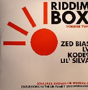 Soul Jazz - Riddim Box Volume Two: Excursions In The UK Funky Underground
