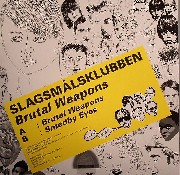 Slagsmalsklubben - Brutal Weapons