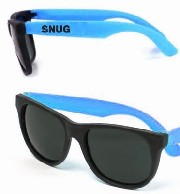 Snug Glasses - Glasses / Brille (Blue)