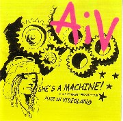 Alice In Videoland - She's A Machine & A Different Perspective