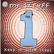 Mr Scruff - Keep It Solid Steel (Various / 3LP)