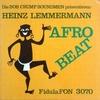 Bob Crump Soundmen Präsentieren Heinz Lemmermann