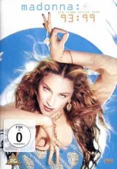 MADONNA - THE VIDEO COLLECTION 93-99