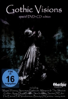 GOTHIC VISIONS  (+ CD)