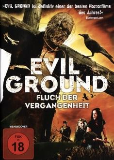 EVIL GROUND - David Benullo
