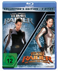 TOMB RAIDER 1+2  [CE] [2 BRS]