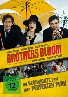 BROTHERS BLOOM - Rian Johnson