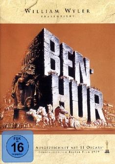 BEN HUR - CLASSIC COLLECTION  [2 DVDS] - William Wyler