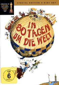 IN 80 TAGEN UM DIE WELT - CL. C.  [SE] [2 DVDS] - Michael Anderson