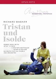 RICHARD WAGNER - TRISTAN UND ISOLDE  [3 DVDS] - Michael Beyer