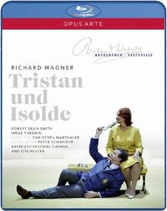 RICHARD WAGNER - TRISTAN UND ISOLDE  [2 BRS] - Michael Beyer