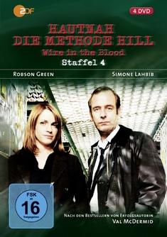 HAUTNAH - DIE METHODE HILL - STAFFEL 4  [4 DVDS]