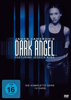 DARK ANGEL - DIE KOMPLETTE SERIE  [12 DVDS]