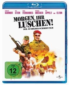 MORGEN, IHR LUSCHEN! DER AUSBILDER-SCHMIDT-FILM - Mike Eschmann